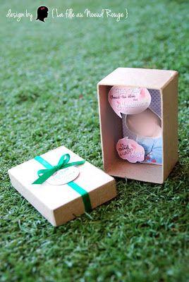 boite cadeau original bapt me demande en parrain marraine rose vert bleu champ tre bucolique. Black Bedroom Furniture Sets. Home Design Ideas