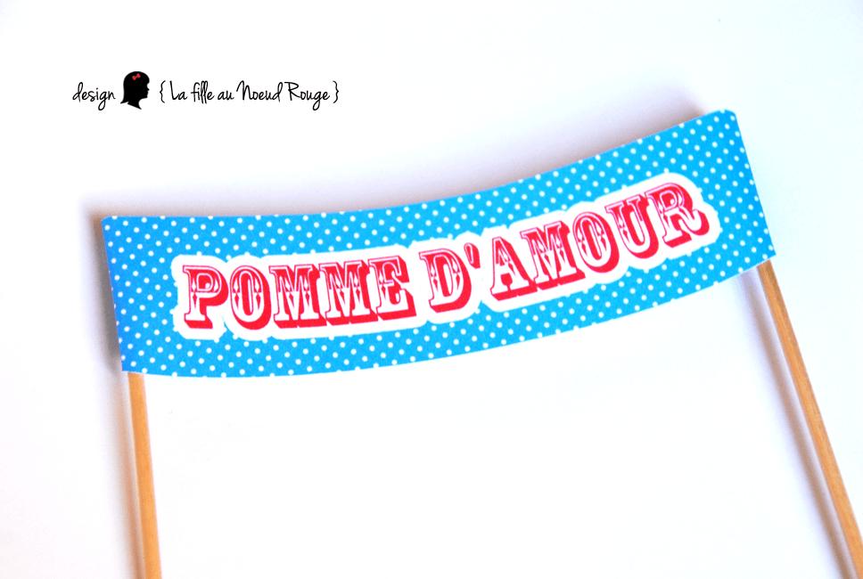 Top La carte d'anniversaire de Louise (Thème : fête foraine) - La  US68