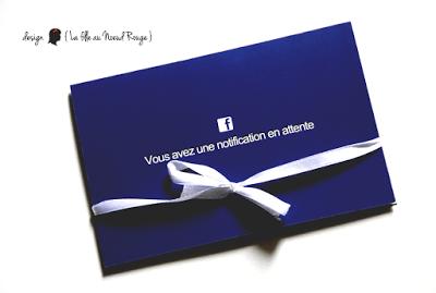 faire-part de mariage sur-mesure et décoration papeterie facebook reseaux sociaux