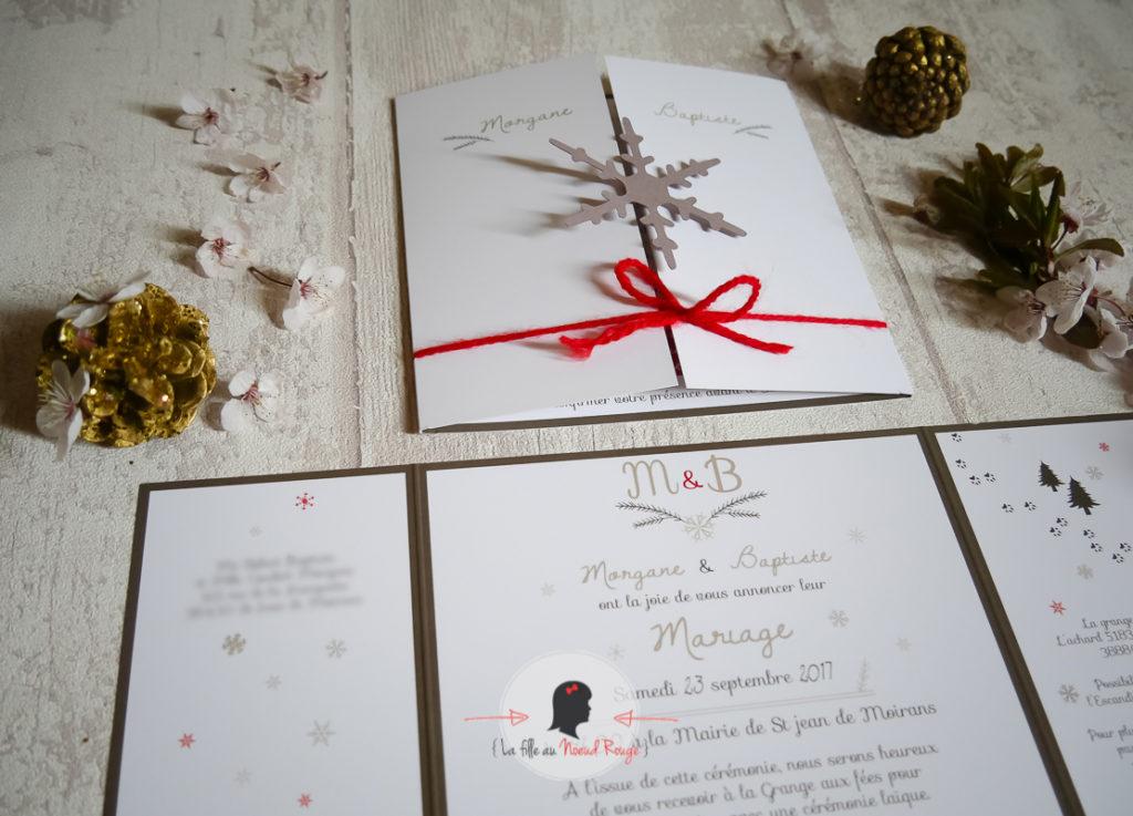 faire part sur mesure mariage papeterie cadeau invite sachet graine champetre 2 la fille au. Black Bedroom Furniture Sets. Home Design Ideas