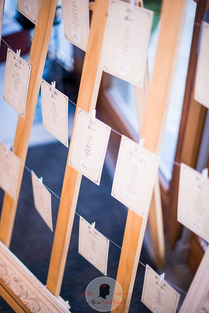 La fille au Nœud Rouge - décoration papeterie mariage ludique humour lego jeu de l'oie plan de table