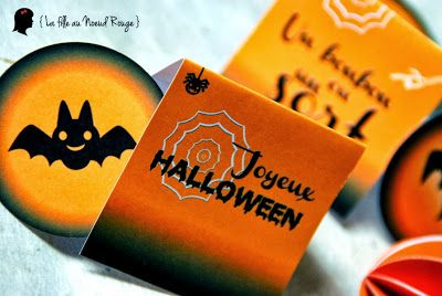 kit en téléchargement Halloween FREEBIE