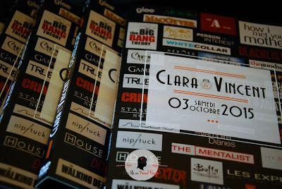 faire-part de mariage sur-mesure et décoration papeterie série tv dvd cinema jaquette cd