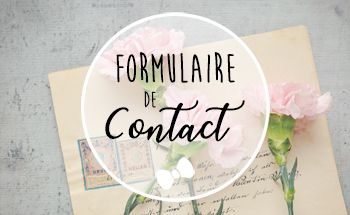 La fille au Noeud Rouge - contact faire-part sur-mesure