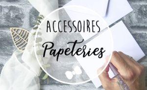 Accessoires papeterie