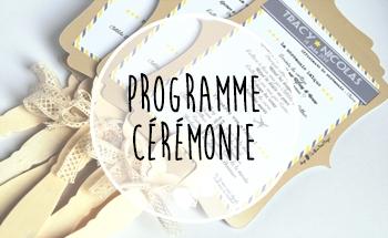 programme cérémonie laïque cérémonie d'engagement
